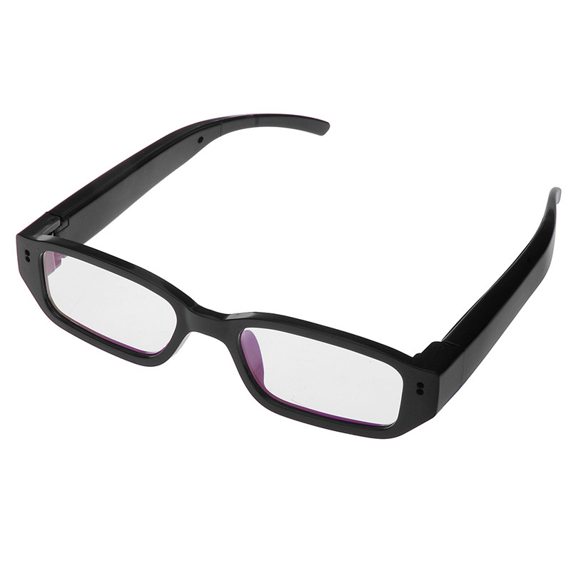 SN-850A 1080P Camera Glasses 2Butoons Eyeglasses spy cam