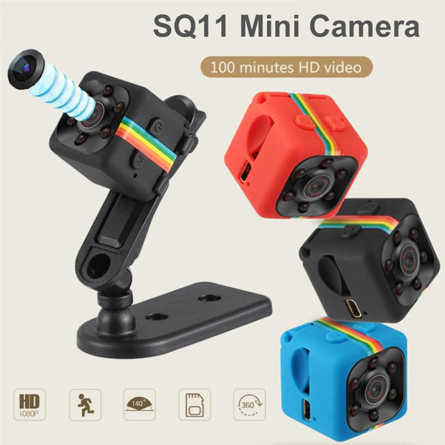 SQ11 Mini Camera HD 1080P Mini DV