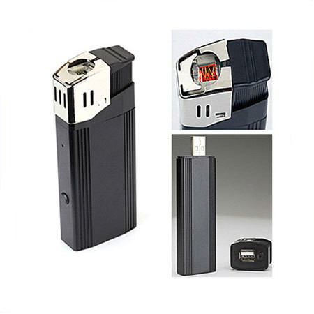 HD-V18 HD 1080P Cigarette Lighter Spy Hidden Camera