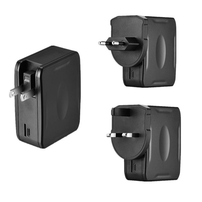 PC-175 1080P HD Camera Recorder DVR Us Uk Eu Ac Wall Plug Charger Adapter